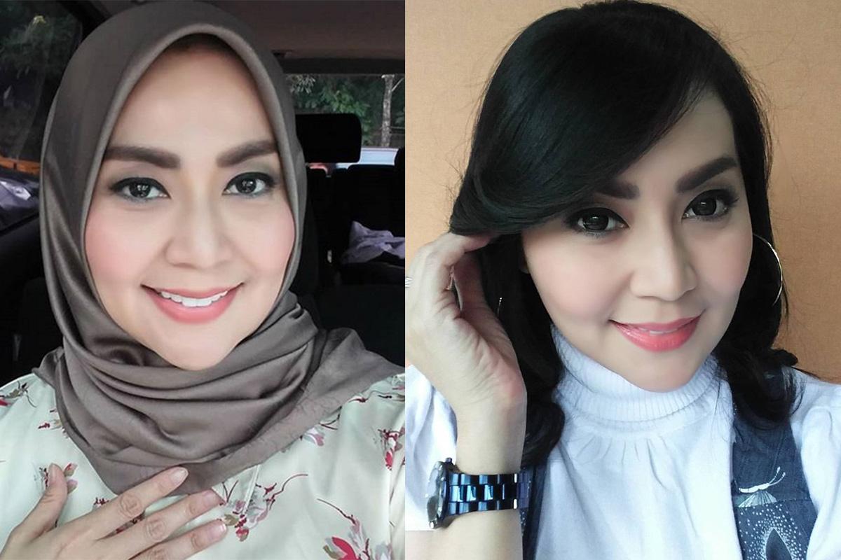 Artis seksi yang pakai Baju ketat dan Hijab Kristen