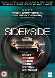 Side by Side, una mirada al nuevo cine digital en este documental.