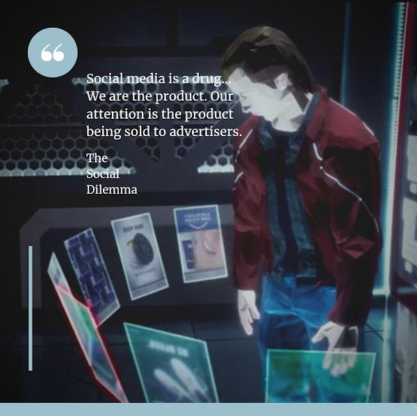 Film Dokumenter The social dilemma