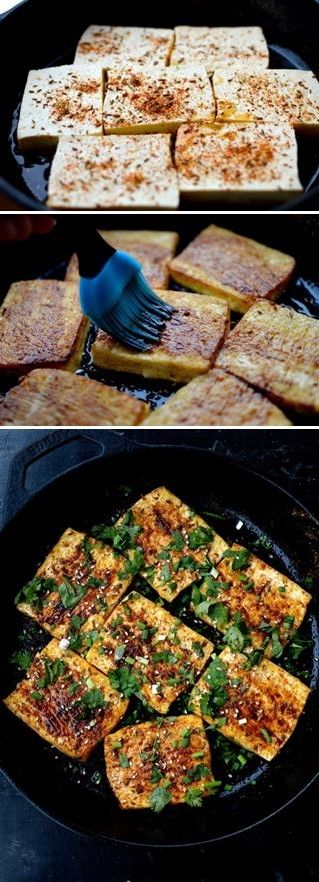 """SPICY GRIDDLED TOFU """"STEAKS""""   #DESSERTS #HEALTHYFOOD #EASYRECIPES #DINNER #LAUCH #DELICIOUS #EASY #HOLIDAYS #RECIPE #SPECIALDIET #WORLDCUISINE #CAKE #APPETIZERS #HEALTHYRECIPES #DRINKS #COOKINGMETHOD #ITALIANRECIPES #MEAT #VEGANRECIPES #COOKIES #PASTA #FRUIT #SALAD #SOUPAPPETIZERS #NONALCOHOLICDRINKS #MEALPLANNING #VEGETABLES #SOUP #PASTRY #CHOCOLATE #DAIRY #ALCOHOLICDRINKS #BULGURSALAD #BAKING #SNACKS #BEEFRECIPES #MEATAPPETIZERS #MEXICANRECIPES #BREAD #ASIANRECIPES #SEAFOODAPPETIZERS #MUFFINS #BREAKFASTANDBRUNCH #CONDIMENTS #CUPCAKES #CHEESE #CHICKENRECIPES #PIE #COFFEE #NOBAKEDESSERTS #HEALTHYSNACKS #SEAFOOD #GRAIN #LUNCHESDINNERS #MEXICAN #QUICKBREAD #LIQUOR"""