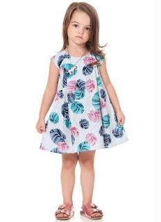 Fornecedor de Vestido infantil no atacado