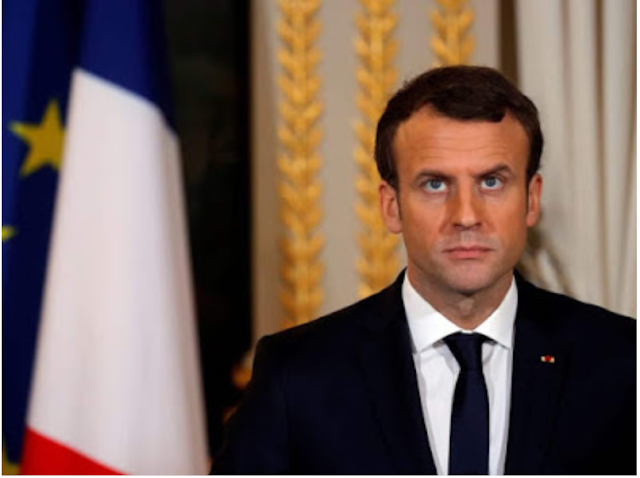 Macron, the French President, tests positive for COVID-19