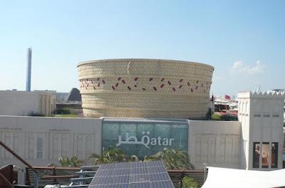 Expo 2015 padiglione qatar