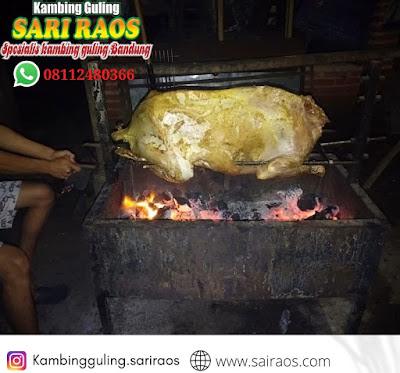 Kambing Guling Live BBQ di Bandung, Kambing Guling di Bandung, Kambing Guling Bandung, Kambing Guling,