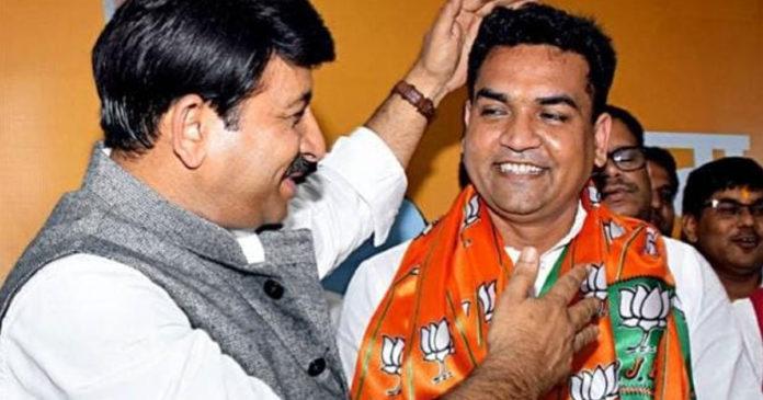 Delhi Assembly Election BJP's Kapil Mishra is behind,www.thekeralatimes.com
