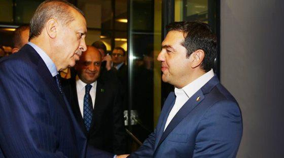 Απάντησε ο Τσίπρας στον Ερντογάν ........με δελτίο τύπου!!!