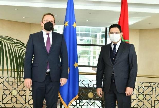 المغرب ، شريك موثوق للاتحاد الأوروبي من حيث إدارة الهجرة