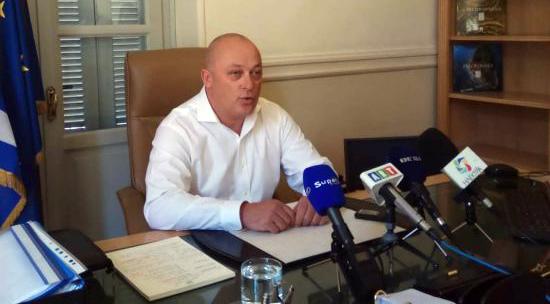 Τον Γ.Μαντζούνη όρισε η Περιφέρεια στην επιτροπή παρακολούθησης για το έργο των μυκηναϊκών τάφων στην Ευαγγελίστρια