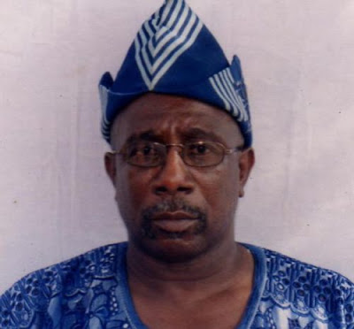 Dr Thomas Adekoya Cole