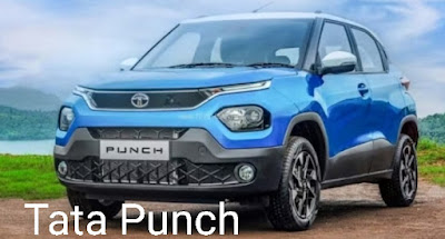 Tata motors has reveled Image his micro-suv Punch.