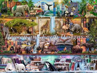 Niesamowite Królestwo Zwierząt – I