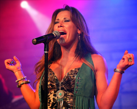 Mickie James 2012 Singing An interview with: Mic...