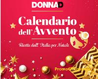 DonnaD Calendario dell'Avvento 2020 : vinci gratis ogni giorno una Gift Card Wishlist da 50€