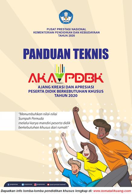 panduan teknis juknis aka pdbk tahun 2020 secara daring online pdf tomatalikuang.com