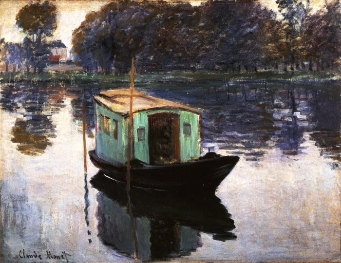 The Studio Boat