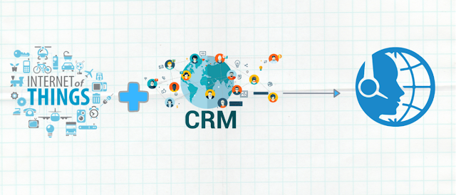 Bringing Together the Power of CRM and IoT
