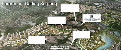 paramount land menaggio village