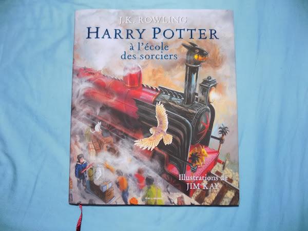 Harry Potter à l'école des sorciers, tome 1 illustré - J. K. Rowling et Jim Kay