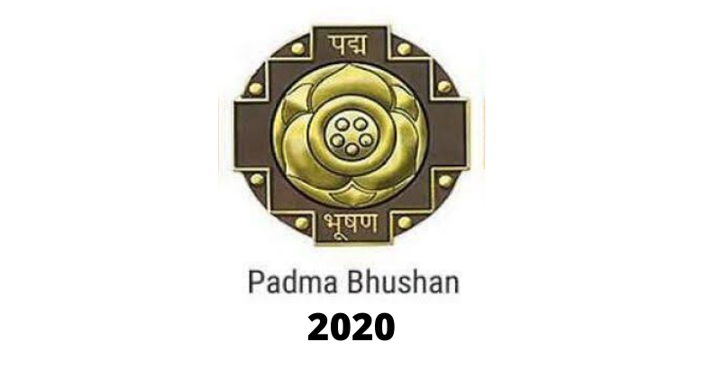 Padma Bhushan Award 2020