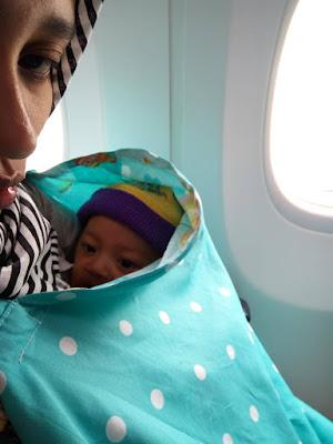 Bayi Di Pesawat Lion Air