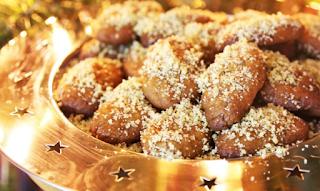 Sweet Christmas -Φτιάξτε μελωμένα μελομακάρονα χωρίς ζάχαρη με ένα μυστικό υλικό