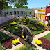 Invitan a visitar el Camino de Flores en el parque de La Mejorada