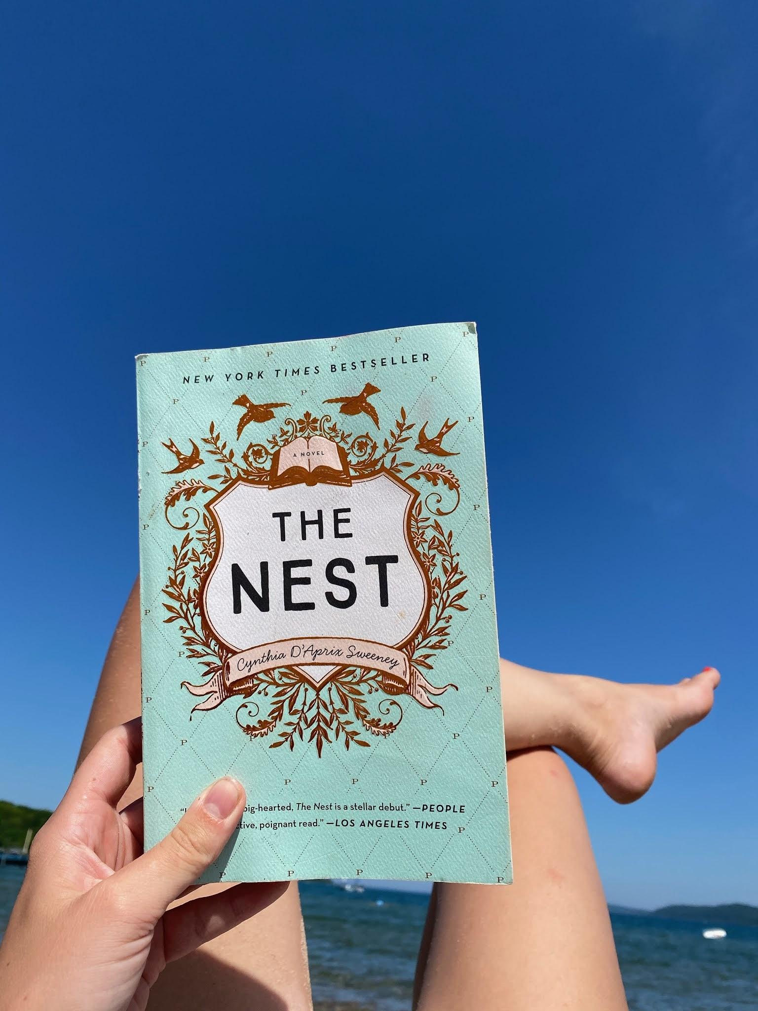 The Nest Novel | www.biblio-style.com