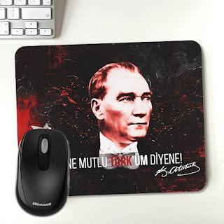 Seveceği Bir Mouse Pad