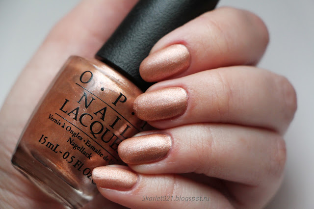 OPI collection Venice / осень-зима 2015