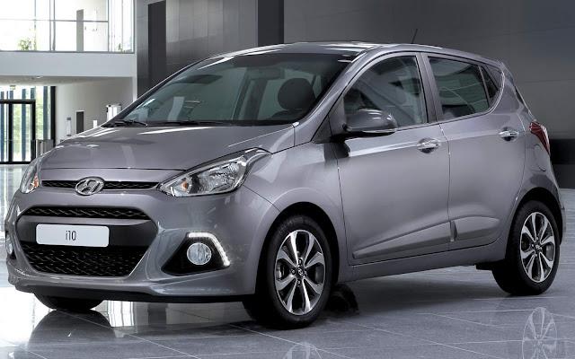 Hyundai Gran i10