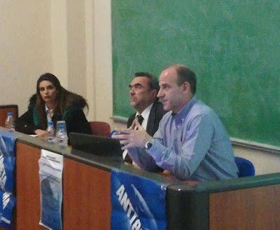 """Capital Controls: Η επιρροή στην οικονομία"". Από τον κ. Φώντα Μπαραλιάκο"