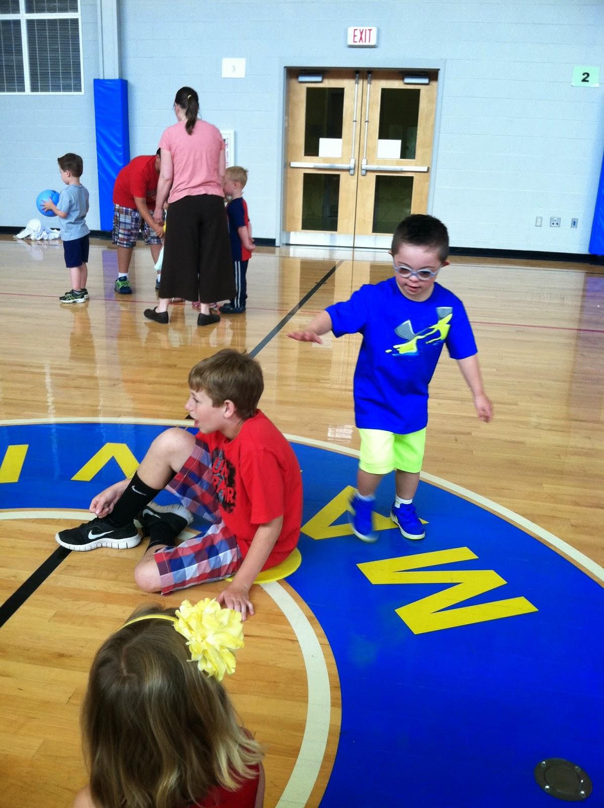 Howe Manning School Blog Preschool And 6th Grade Olympics Carnival