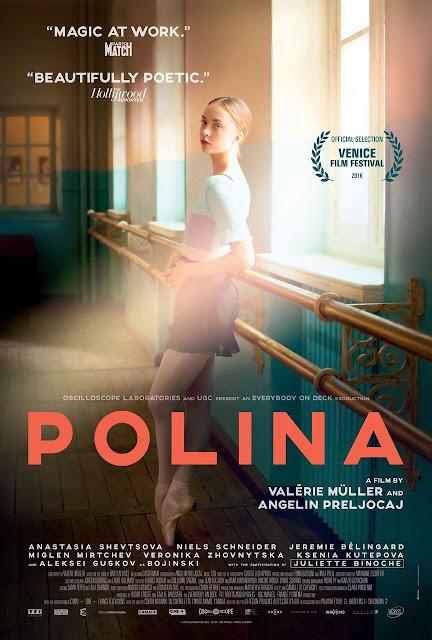 Polina (2016) ταινιες online seires xrysoi greek subs