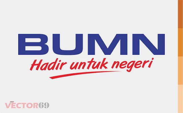 Logo BUMN Hadir Untuk Negeri - Download Vector File AI (Adobe Illustrator)