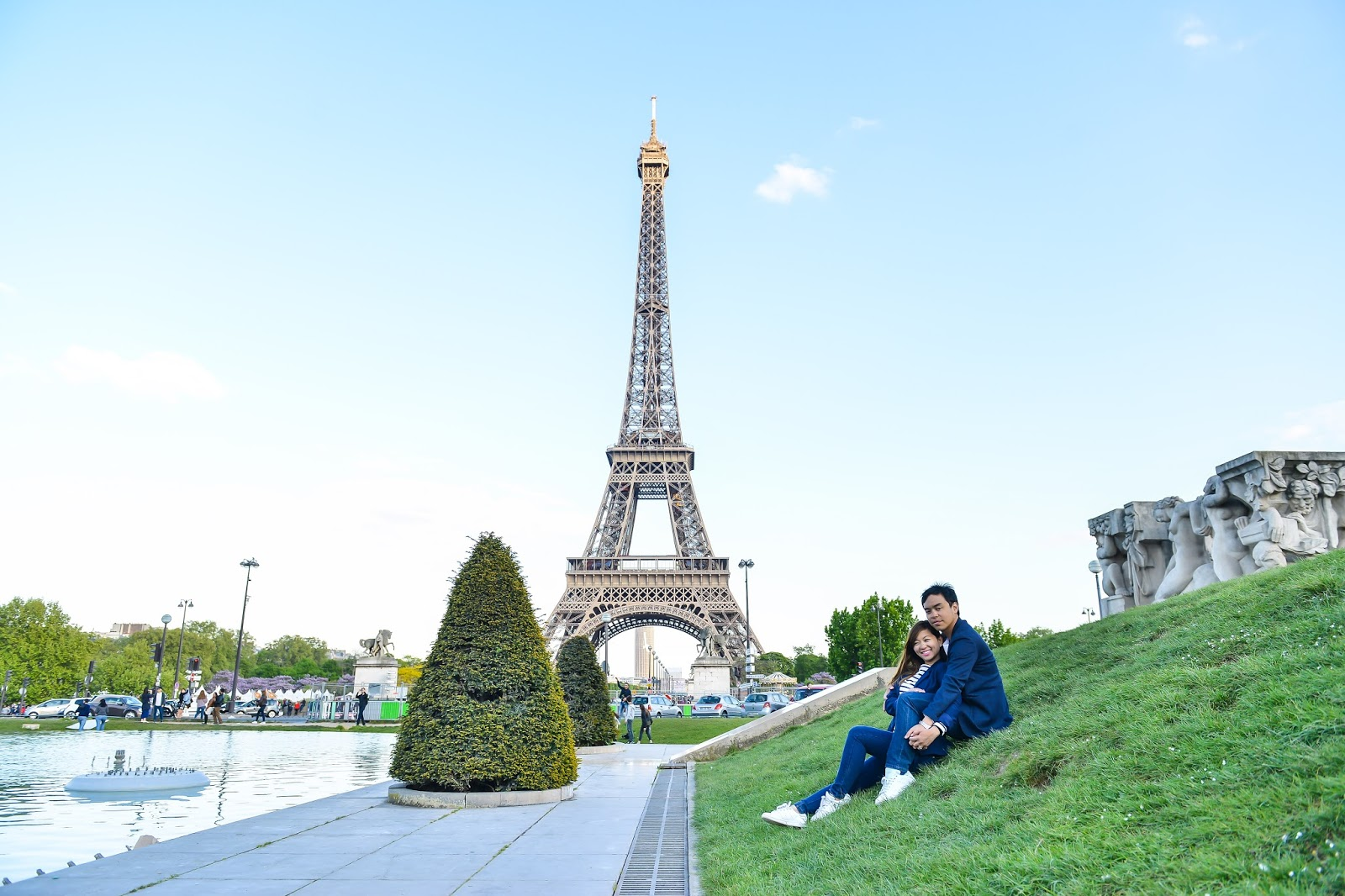 Walk with Cham: How to Apply for a Schengen Visa at the French