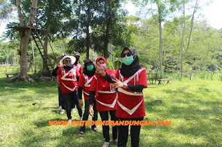 Outbound New Normal di Bandungan