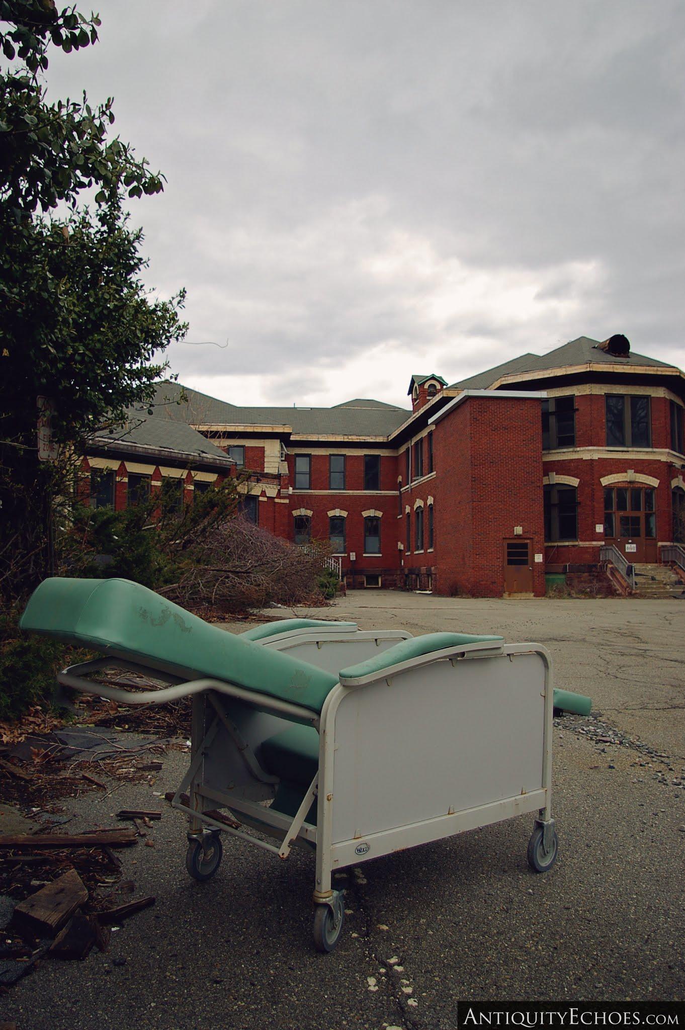 Overbrook Asylum - Relic