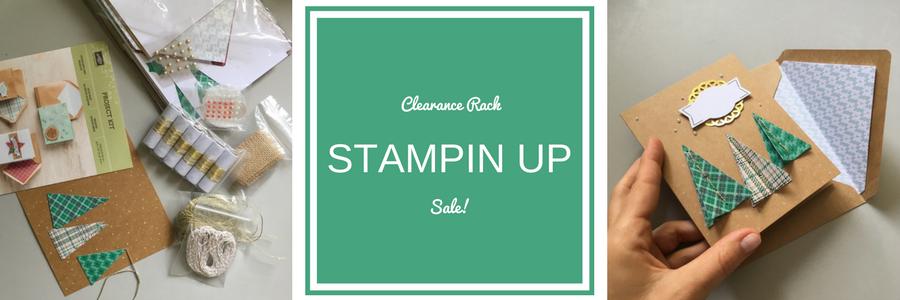Weihnachtskarten basteln mit Projektsets von Stampin up im Sale