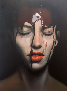 retratos- pinturas-hiperrealistas-mujeres