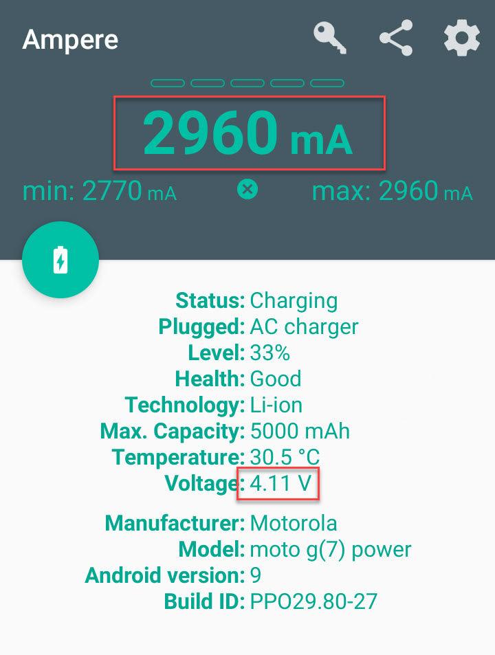 تطبيق  Ampere