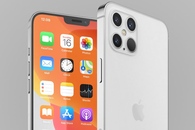 spek kamera iphone 12