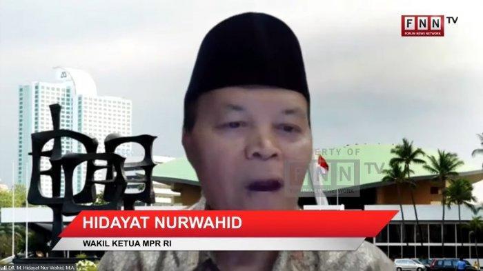 Kenang Jokowi Pernah Ikut Aksi 212, HNW: Pak Jokowi Ikut Demo Teriakkan Takbir!