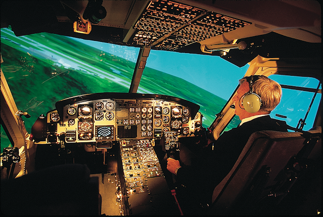 Full Motion Flight Simulator Acquisition Project of the Philippine Air Force