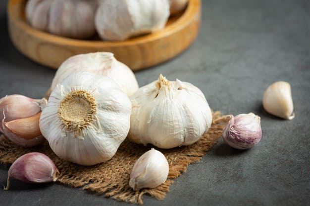 Benefits of garlic for the body