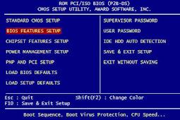Pengertian BIOS dan Fungsinya beserta Jenis dan Komponennya