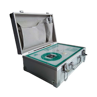 Green World Quantum Resonance Magnetic Analyzer