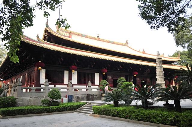 วัดกวงเสี้ยว (Guangxiao Temple) @ Huang Xin