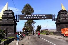 Sejarah Kabupaten Wonosobo