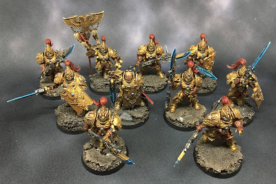 Custodian Guard Group Shot