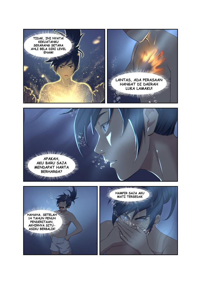 Heaven Defying Sword Bahasa Indonesia Chapter 07